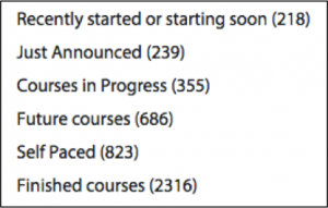 Self-paced MOOCs and Blended Learning