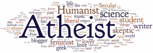 atheist data cloud