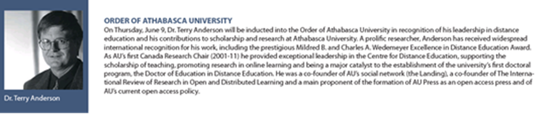 Order of Athabasca University