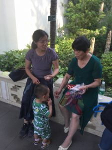 A trip to Nanjing