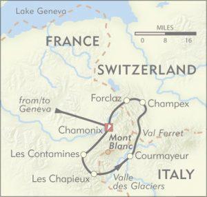 Lessons from a Seniors´ Tour de Mt Blanc