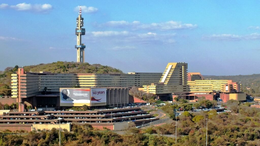 A visit to the University of South Africa (UNISA) 2019